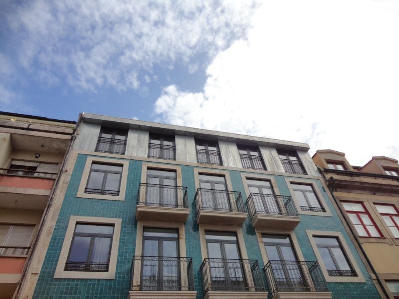 Building face - Alegria Place - Porto - rentals