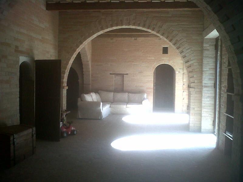 HALL - Villa  Poggio  Marchigiano of  XVII  Century - Magliano di Tenna - rentals