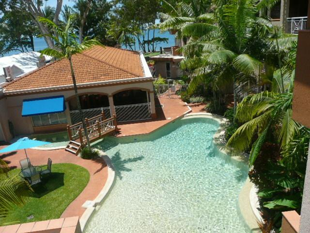 Resort Pool - Palm Cove on the Beach - Palm Cove - rentals