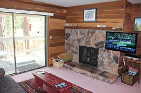 living area - Family getaway condo, walk to Lake Tahoe - Incline Village - rentals
