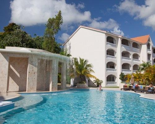 Main presidential pool with waterfall - 2Bedroom Presidential Suit  puerto plata - Puerto Plata - rentals