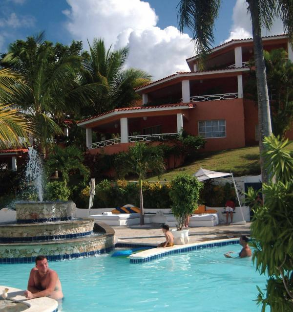 2 Bedroom Crown Suite *-All inclusive mandatory - Image 1 - Puerto Plata - rentals