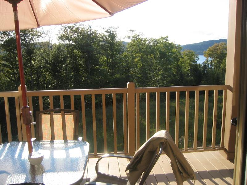 Sunny Mountain Top View - Breathtaking and Relaxing - Mont Tremblant Condo - Hilltop Rental - Location - Mont Tremblant - rentals
