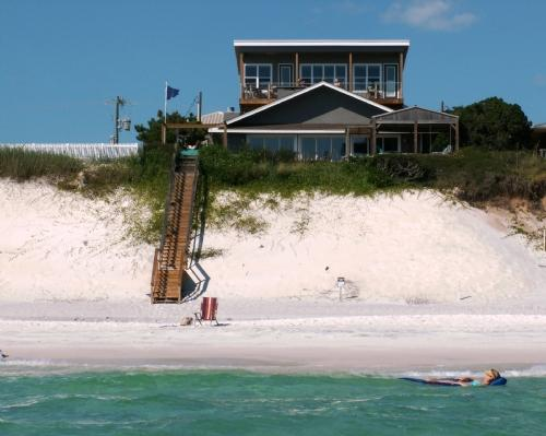 House from the Beach - East of the Sun - Seagrove Beach - rentals