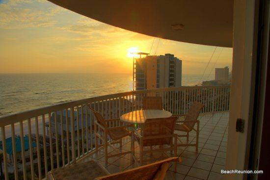 We cannot get enough of this view. - St. Maarten 907 -3 BR 3 BA Beach Front Condo - Destin - rentals