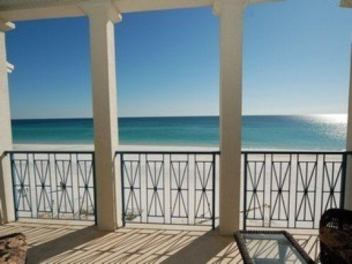 Perfection! - Peace of Paradise In March: BEACH FRONT, Gulf View, Elevator, Pool! - Miramar Beach - rentals
