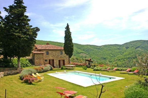 Villa Martini - Image 1 - Castiglion Fiorentino - rentals