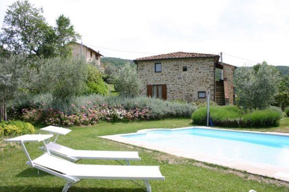 Stefi 2 - Image 1 - Castiglion Fiorentino - rentals