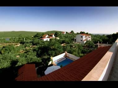 A4 green(5+1): terrace view - 013-04-MAS A4 green(5+1) - Maslinica - Maslinica - rentals