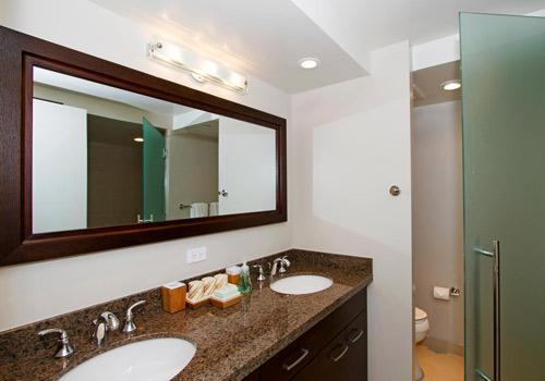 Modern luxury awaits you in this beautifully furnished 2 bedroom condo - Nohea Suite - Honolulu - rentals