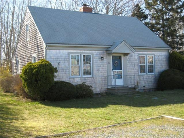 front of the house - Chatham Summer Rental - Chatham - rentals