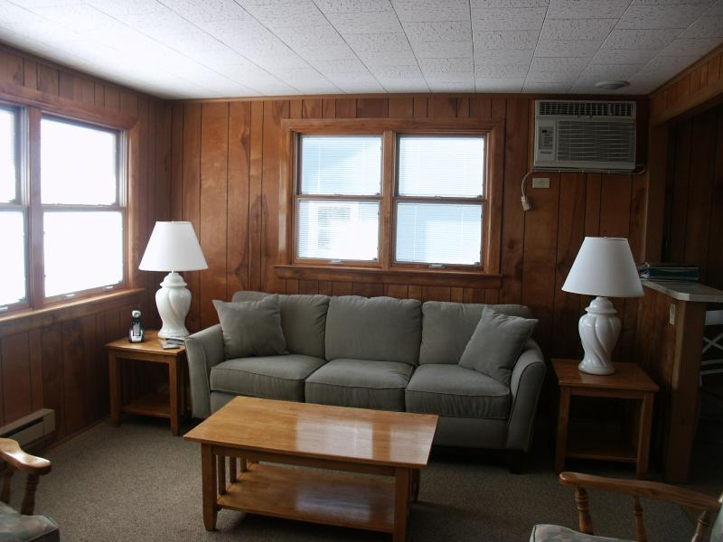 bright and airy living room - Location, location, location! - Beach Haven - rentals