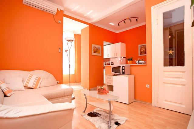 Living room - Apartment in Pula Center just next to amphitheatre - Pula - rentals
