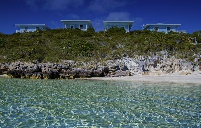 Cottage Facing The Bahama Banks - Beautiful Beachfront Cottage w/ Unbelievable Views - Great Exuma - rentals