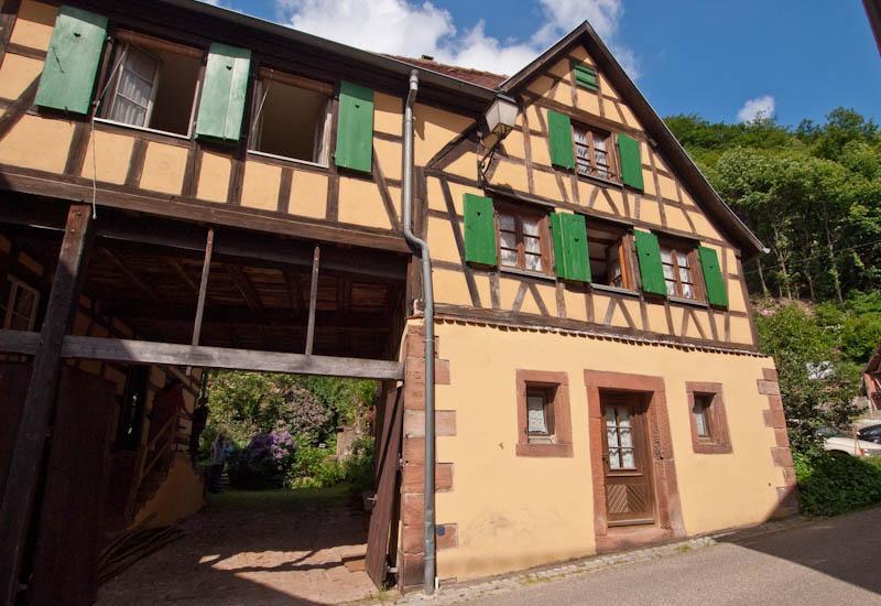 Ferienhaus Elsass - Ferienhaus Elsass - Oberbronn - rentals