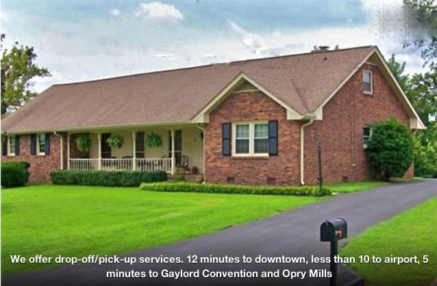 Accepting Snowbird, CMA, Holiday bookings now! - Image 1 - Nashville - rentals