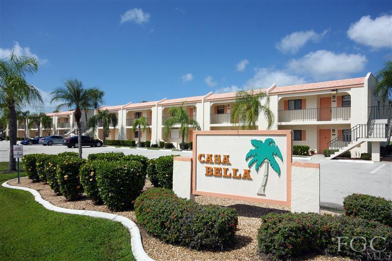 Casa Bella Exterior - 2BR/2BA Casa Bella Condo - Fort Myers, FL - Fort Myers - rentals