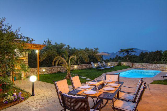 GREEN PARADISE   Luxury villa in Rethymno - Crete - Image 1 - Rethymnon - rentals