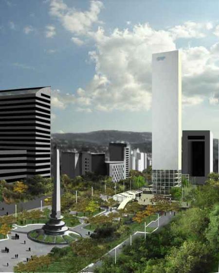 PROPOSED CAF BUILDING NOT YET BUILT - FANTASTIC PLAZA ALTAMIRA -CARACAS CONDO - Caracas - rentals