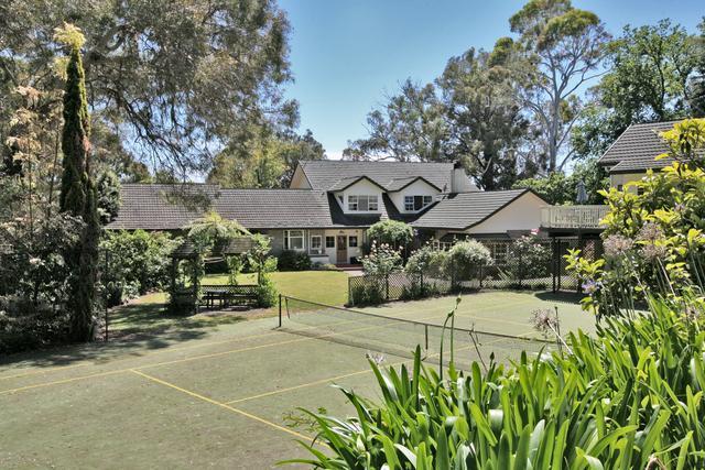 Tennis court - Havelock House - Havelock North - rentals