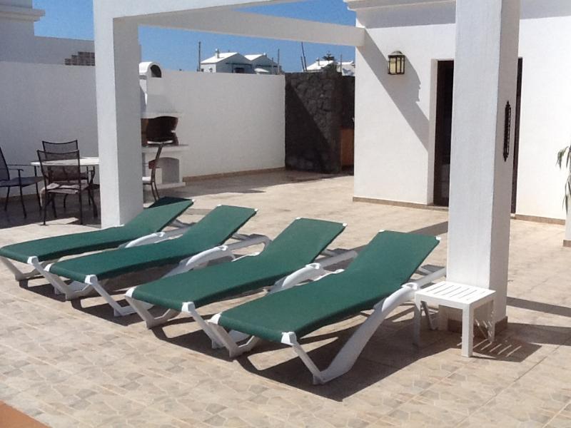 Patio - Casa Blanca - Arrecife - rentals