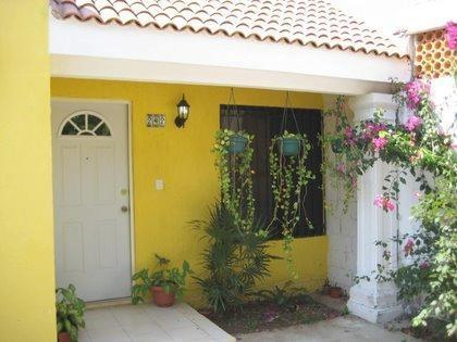 Entrance - Casa Limon - Merida - rentals