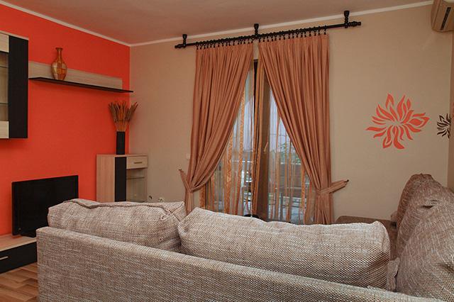 Modern apartment Budva - Image 1 - Budva - rentals