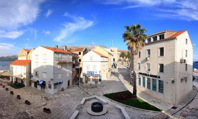 View from the window - Plokata Apartment Korcula Center - Korcula - rentals