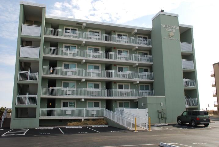 Worcester House - Worcester House Ocean Front Condo - Ocean City - rentals