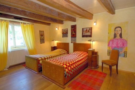 Yellow room - Chambres d'hôtes à Burtoncourt - Lorraine - rentals