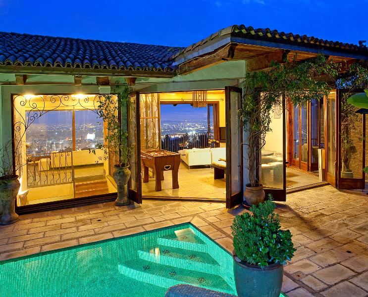 Hollywood Hills Villa in the Sky - Amazing Views! - Image 1 - Los Angeles - rentals