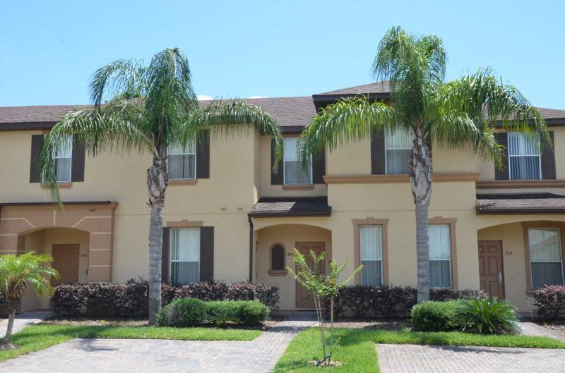 Front of house - Premium Regal Palms town home close to pool! - Davenport - rentals