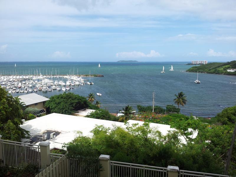 Actual view from your balcony!!!!! - Great Ocean View Sea Breeze Everyday!! - Fajardo - rentals