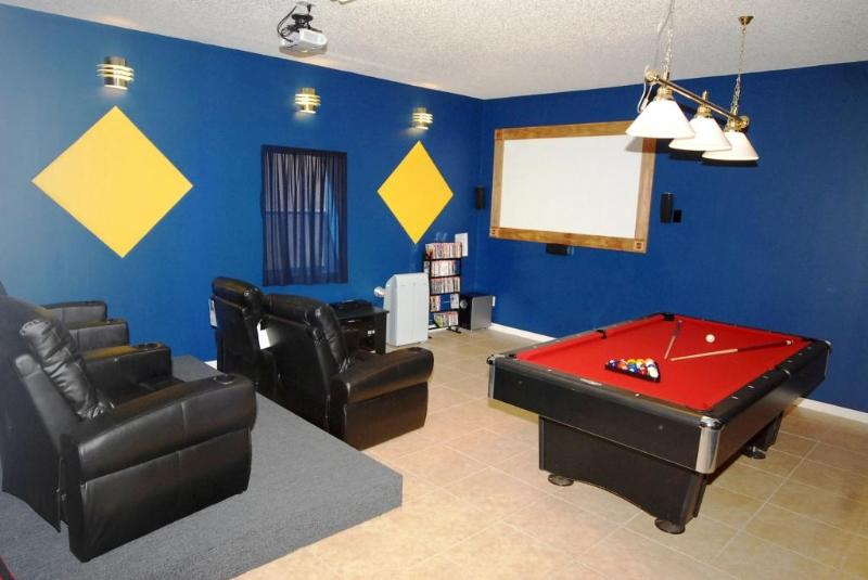 Luxury Private Home Theater - Emerald Island Resort's Tropical Magic - Kissimmee - rentals