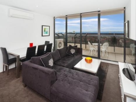703/181 St Kilda Rd, St Kilda, Melbourne - Image 1 - St Kilda - rentals