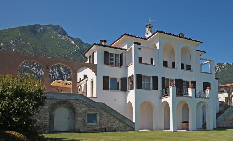 Villa Garda II holiday vacation villa rental italy, lombardy, italian lakes - Image 1 - Toscolano-Maderno - rentals