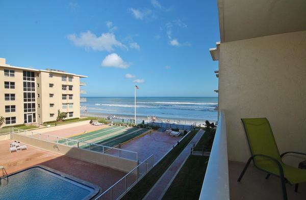 Beautiful oceanview - Sea Coast Gardens III 308 - New Smyrna Beach - rentals
