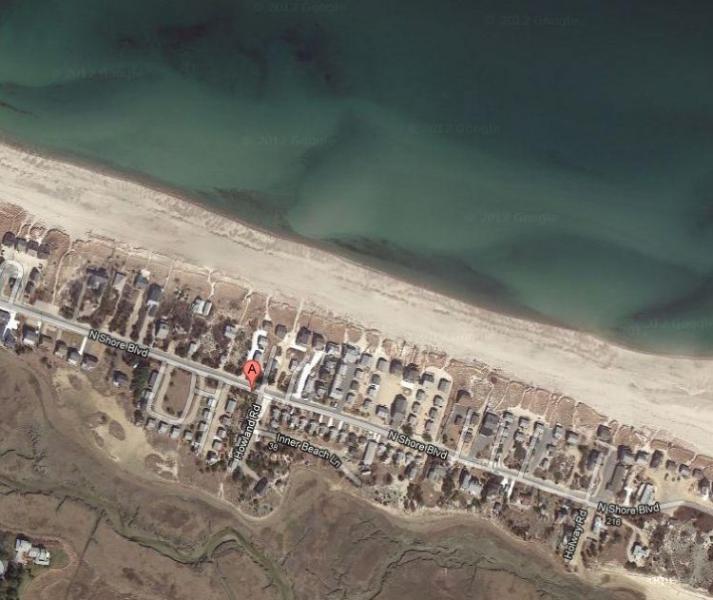 aerial view - Quarterboard 4 - East Sandwich - rentals