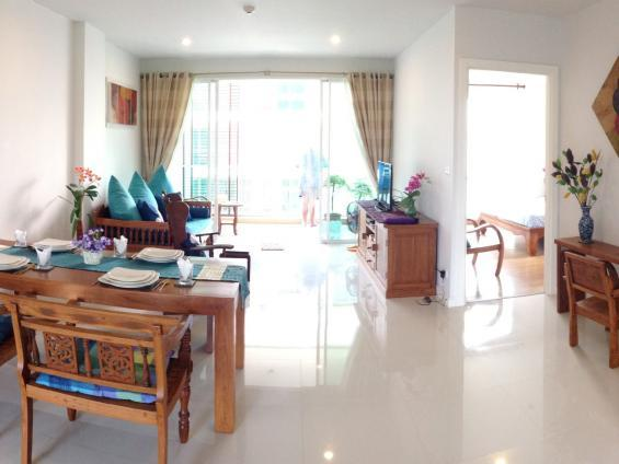 Condos for rent in Khao Takiab: C6039 - Image 1 - Bueng Sam Phan - rentals