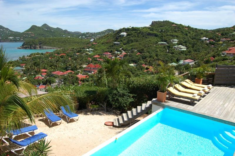 Micalao at Anse des Cayes, St. Barth - Ocean View, Pool, Private - Image 1 - Anse Des Cayes - rentals
