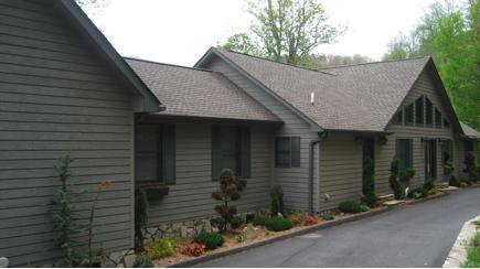 Front View - Overlook Village at Wolf Laurel - Mars Hill - rentals