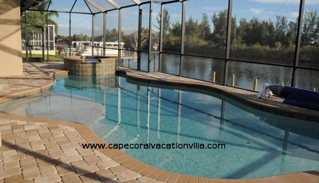 Villa Corazon Del Rey - Image 1 - Cape Coral - rentals