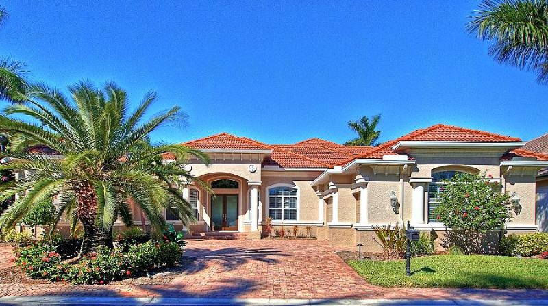 Front - Villa The Palm - Cape Coral - rentals