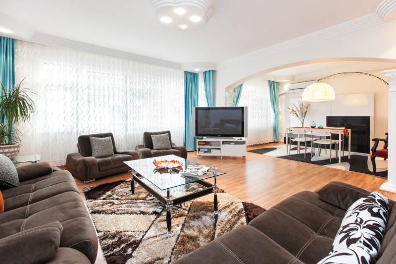 2 sofa bed for 2 people :) - Cheap,Clean,Friendly, for Family Apartment - Istanbul - rentals