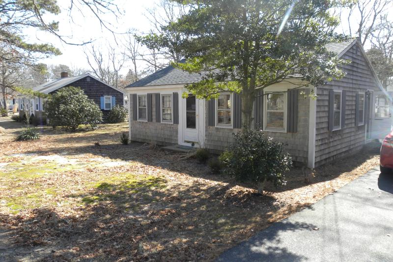 Front view - The Cape Cod Getaway - South Yarmouth - rentals