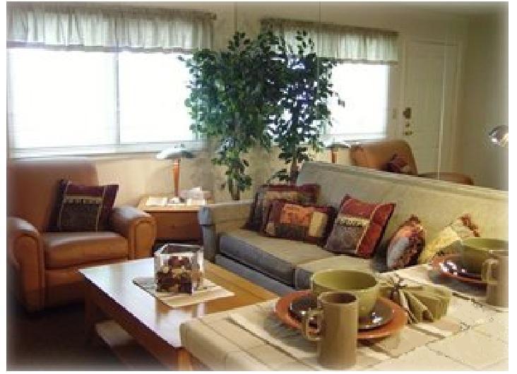 Spa-inspired decor throughout - Cozy Las Palmas Unit - Saint George - rentals