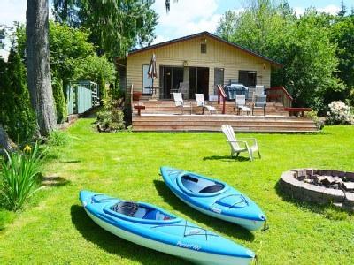 Lake Roesiger Cottage - Image 1 - Lake Stevens - rentals