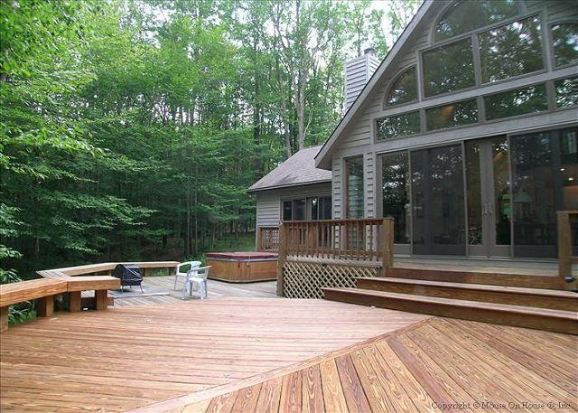 Welcome to Berkana! - Berkana + Guest House = Perfect Family Retreat! - Davis - rentals