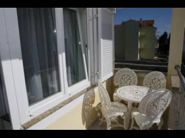 Ivona(2+1): balcony - 7992  Ivona(2+1) - Vodice - Vodice - rentals