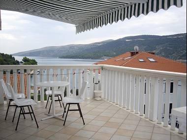 A6(2+1): terrace - 7993  A6(2+1) - Marina - Marina - rentals